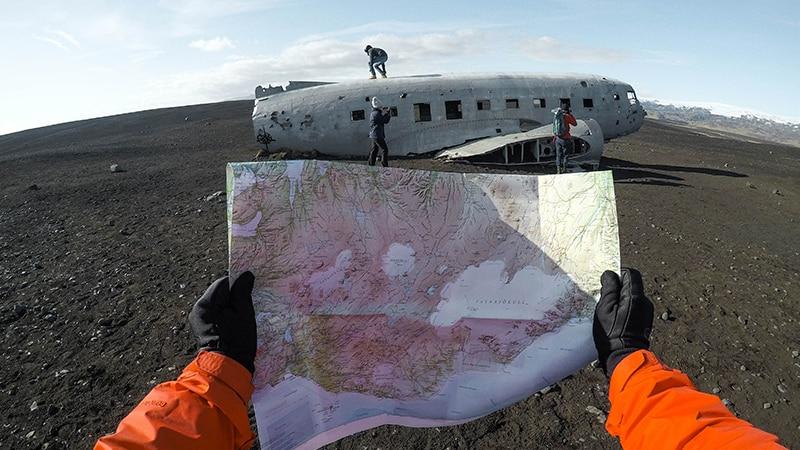 03 wildlife_plane_flugzeug_adventure_iceland_island_karte_map_abenteur